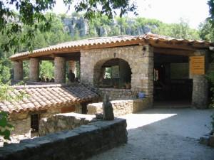 Le Viel Audon, Balazuc, Ardèche