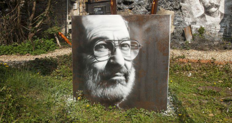 La bibliothèque d'Umberto Eco