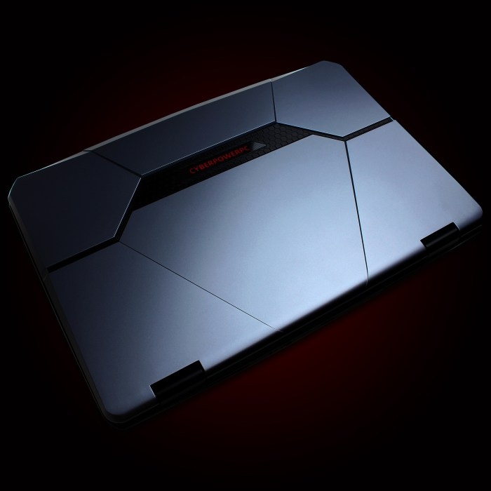 Cyberpowerpc Fangbook EVO 4