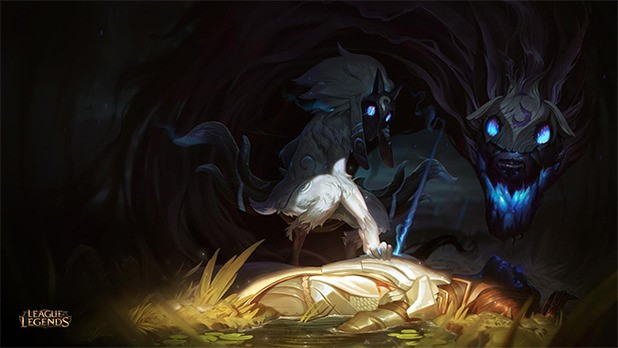 Kindred, League of Legends