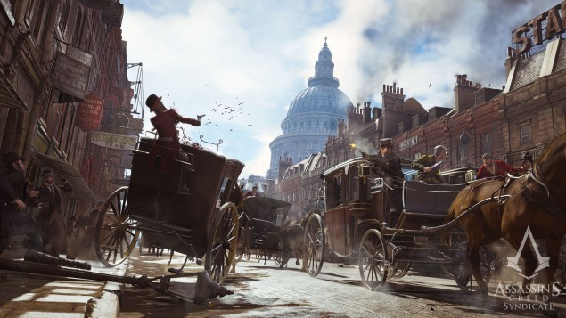4K Screenshots Assassin's Creed Syndicate