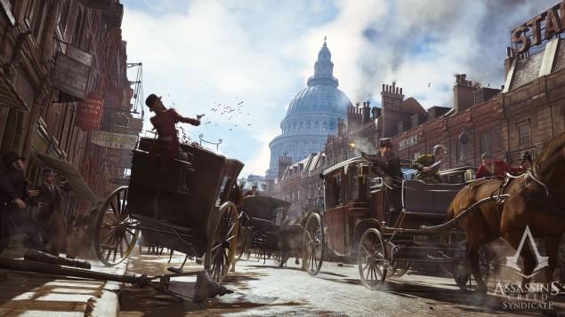 4K Screenshots Assassin's Creed Syndicate