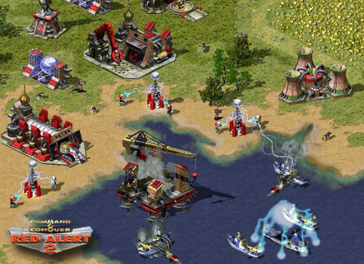 Command & Conquer-Red Alert 2