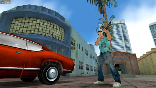 Grand Theft Auto-Vice City