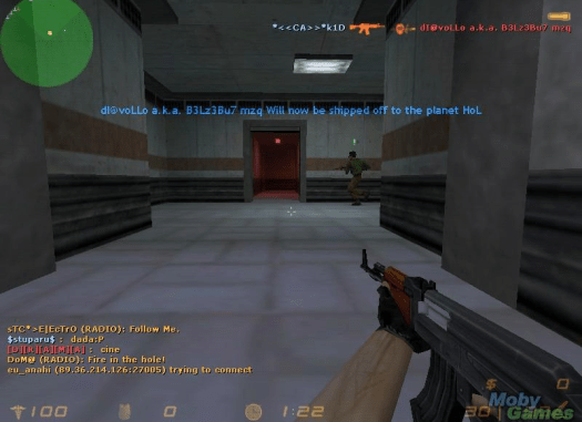 Half Life-Counter Strike