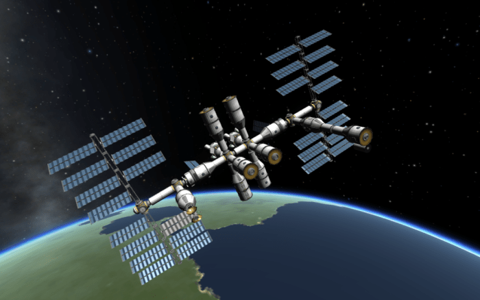 Kerbal Spacecraft