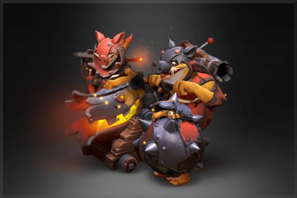 Techies-Swine of the Sunken Galley