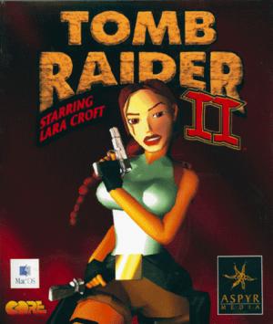 TOMB RAIDER II (1997) & TOMB RAIDER III (1998) Promotional Look
