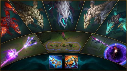 Summoner's Rift - Elemental Dragon