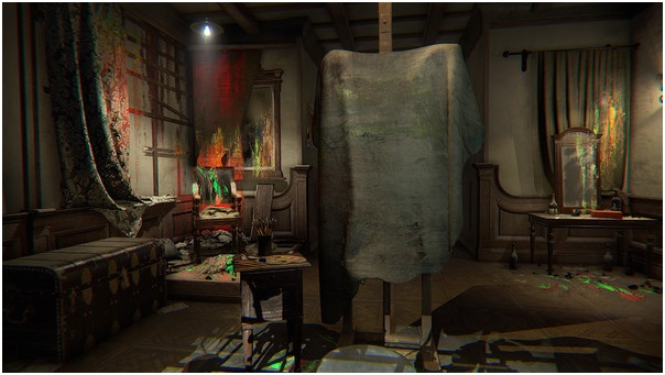 Layers of Fear - Gameplay