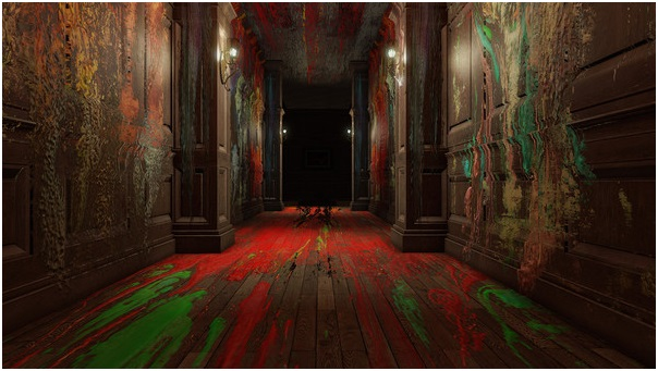 Playing Layers of Fear on your gaming PC