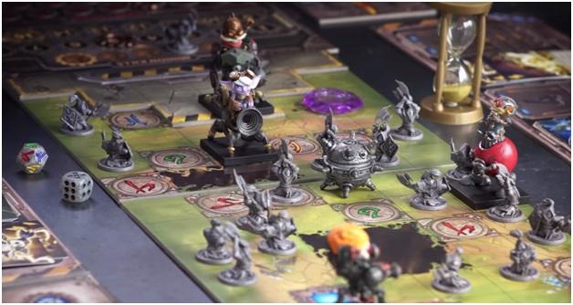 league of legends mechs vs minions board game