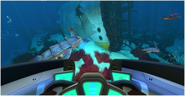 Playing Subnautica on your laptop