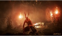 playing agony on your gaming pc
