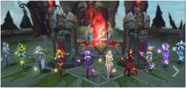 elementalist-lux league of legends