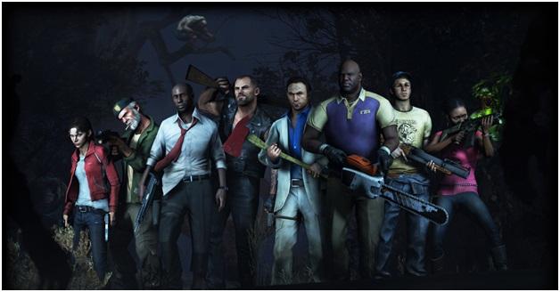 meet left 4 dead survivors