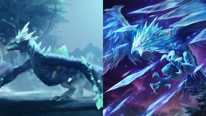 Winter Wyvern and Anivia