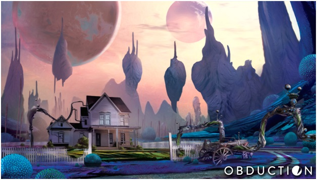play obduction on gaming pc