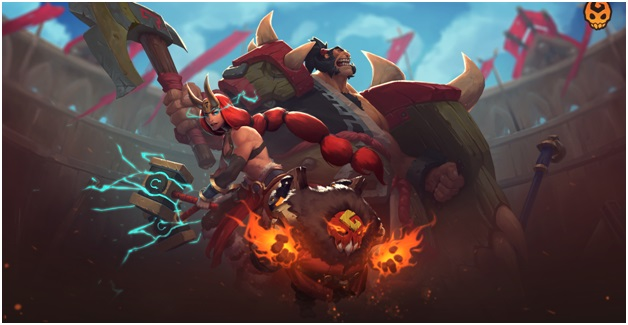 Battlerite on gaming pc