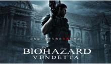 biohazard vendetta movie