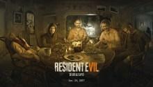 game release resident evil 7: biohazard