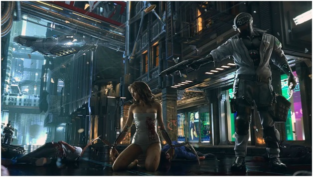 Cyberpunk 2077 Game for Gaming PC