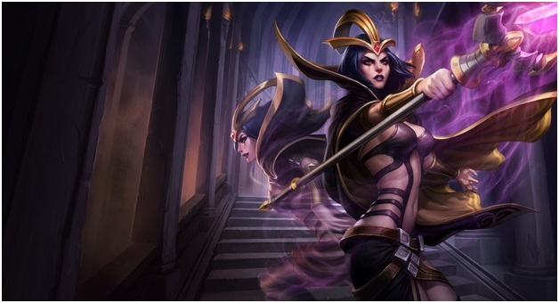 play as LeBlanc on League of Legends