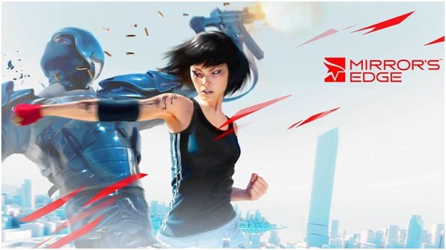 play as faith connors in mirrors edge