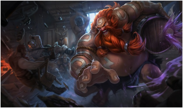 Gragas - League of Legends