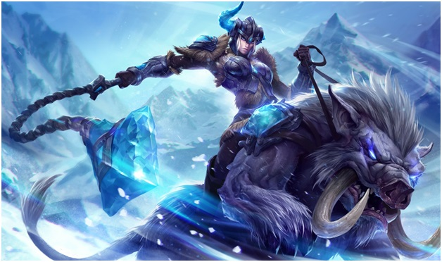 Sejuani - League of Legends