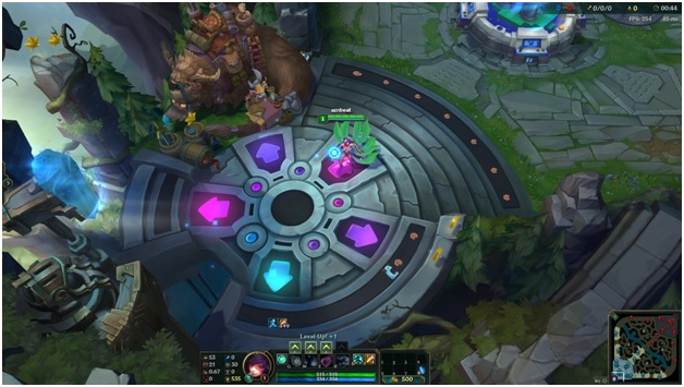 New Arcade Theme Summoner's Rift