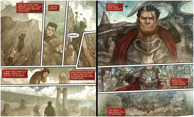 Darius - Blood of Noxus