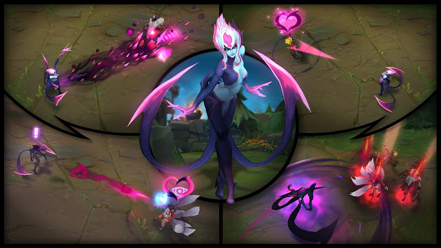 Evelynn Gameplay