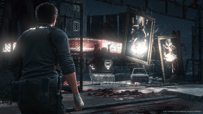 The Evil Within 2 Influences
