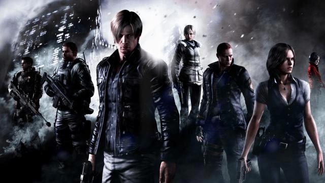 The Resident Evil Series