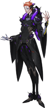 Moira - The Geneticist