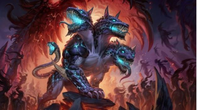 Smite New God Cerberus