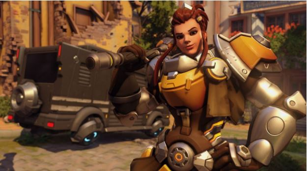 Brigitte, The New Overwatch Hero