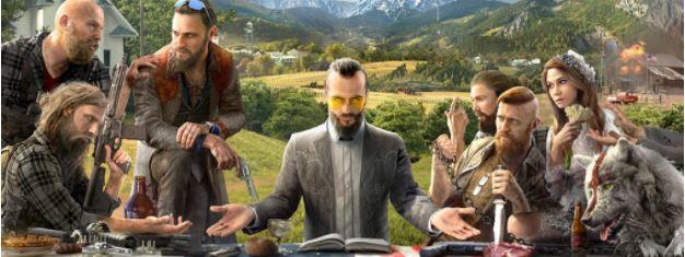 Far Cry 5 cult