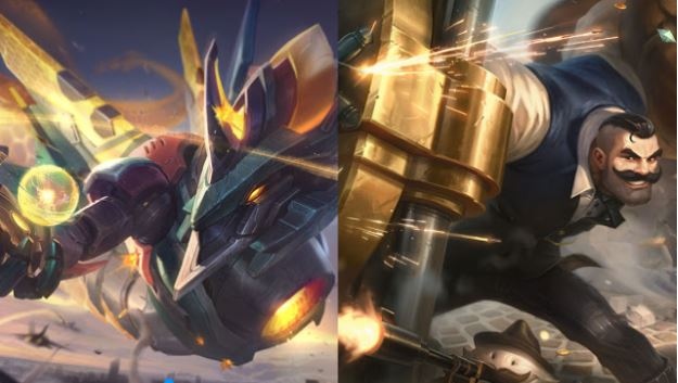 New League of Legends Skins