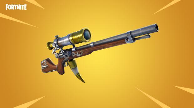 Spyglass Sniper Rifle