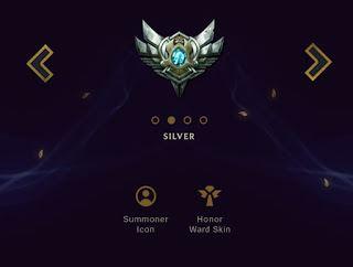 Silver Rank