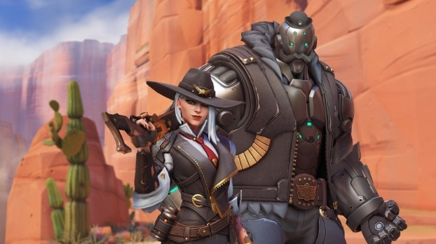 Ashe of Deadlock Gang