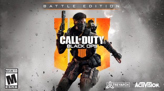 Black Ops 4 - Battle Edition