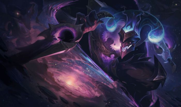 Try the new dark star skins for league of legends in your gaming pc.