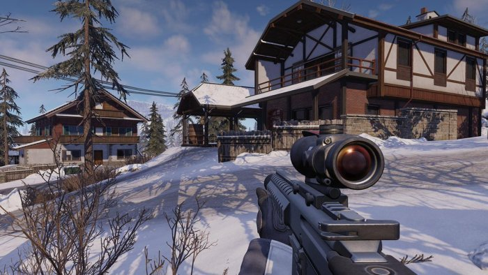 Play all about the ring of elysium in your gaming pc.