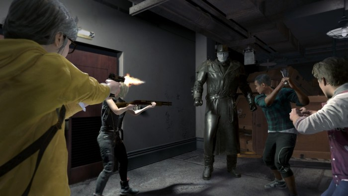 Resident Evil Resistance will be released its open beta version.