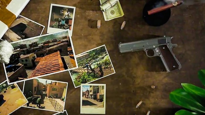 Gamig PC Video Game Inspired By Netflix's Narcos