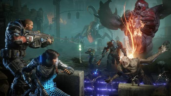 Gears 5 video game for your gaming pc