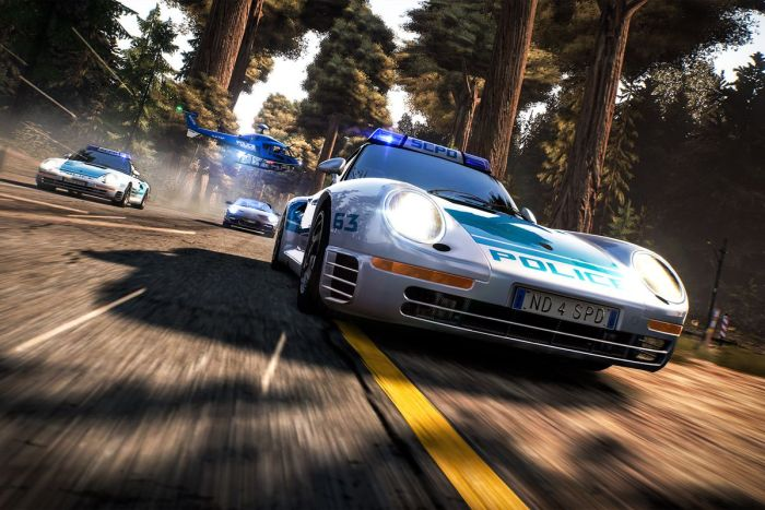 Need for Speed Hot Pursuit Remastered for gaming pc